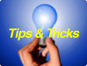 Stop looking for tips and tricks