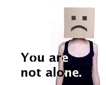 depression in social media